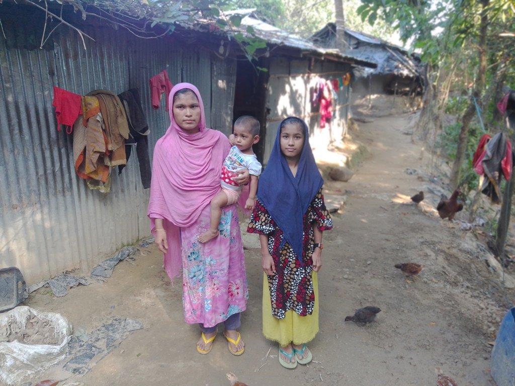 Zakat can Empower Poor Parents in Bangladesh
