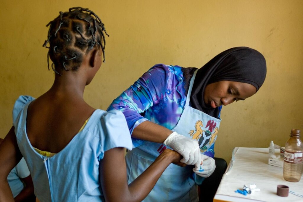 HIV Test Kits for 30 Nigerian Rural Health Centers
