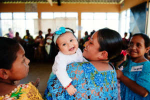 Improving child and maternal healthcare