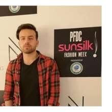 Asif: A university student & aspiring actor
