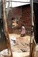 Kibera - surrounding environs