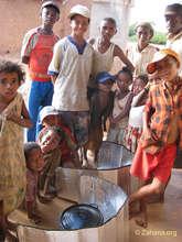 Solar Cookers For The School In Fiadanana