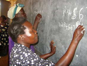 Help 190 Women In Northern Uganda Learn To Read
