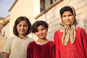 The Safer World Fund - Afghan girls