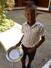 You help provide for Haiti's future prosperity
