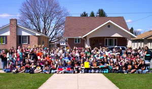 Palmyra Students Deliver Earthquake Relief