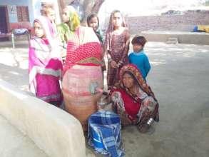 Nadi filter for rural family