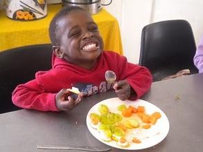 Fun at the Orphanage
