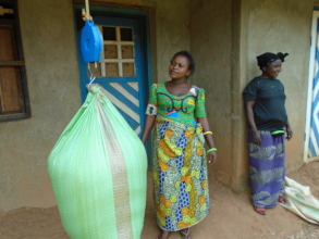 Seed distribution in Biakato