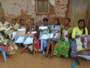 Posters and calendars provided to Woman's Group