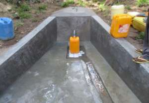 After Water Source Retrofitting