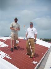 Baker Renewable donating time at HCAS: THANKS guys