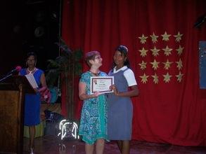 Award ceremony!