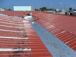 roofing section after repair (1)