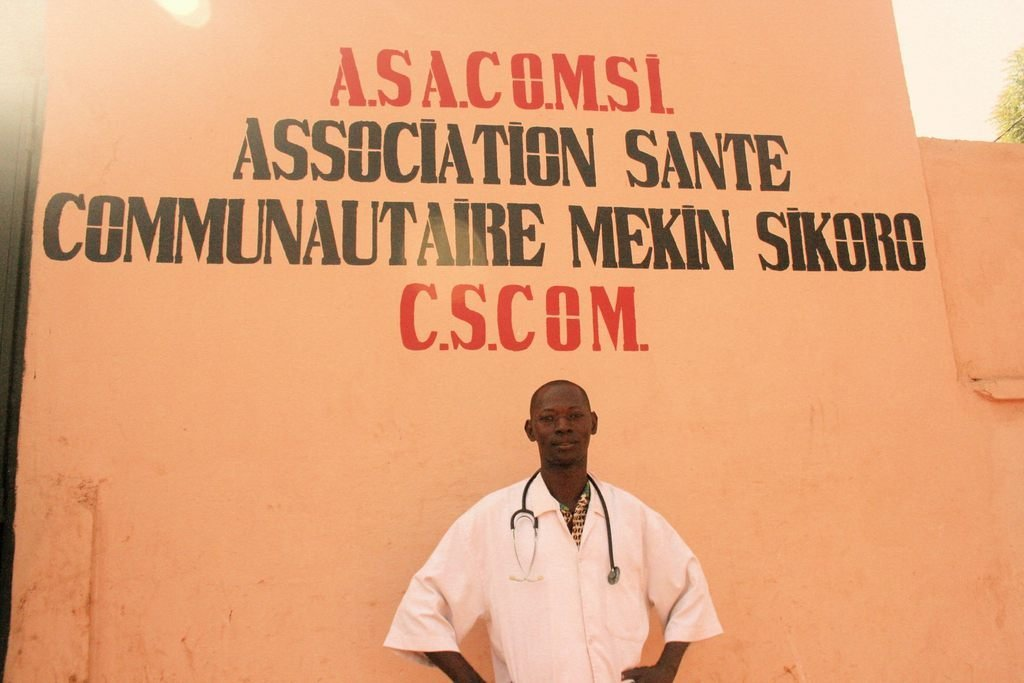 Born Free of HIV in West Africa