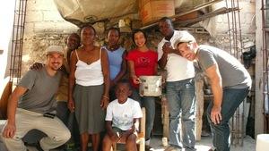Working together to help Haiti