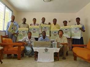 ZPB vendor forum in Port-au-Prince