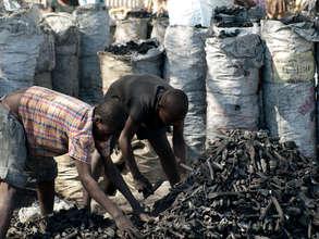 The Haitian Charcoal Market