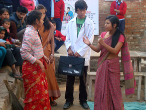 Street Act - To generate awareness at local level