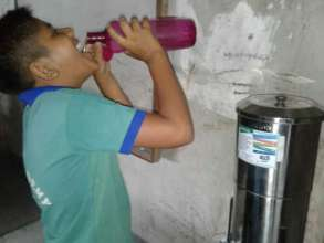 Students now have easier access to drinking water