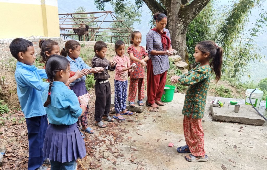 Better WASH for Healthy Nepal