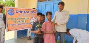 Free plants distribution