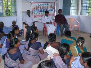 Awarenesss generating programme by chhase
