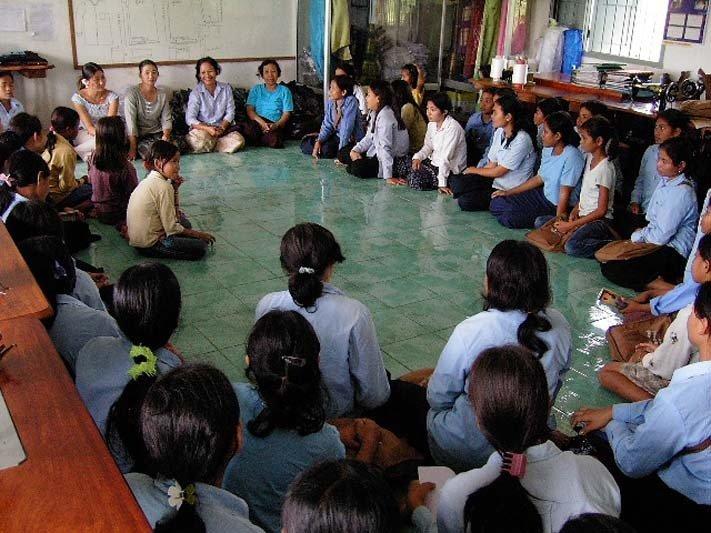 Help a Trafficking Survivor Heal From Her Trauma