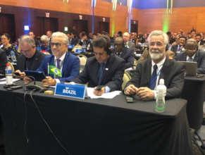 Brazil Delegation