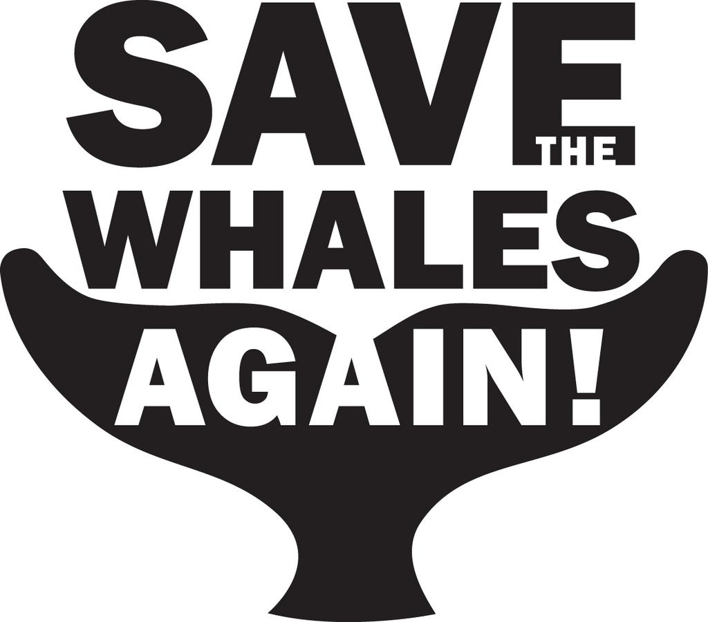 Save the Whales Again!