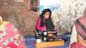 Girl Empowered with skils