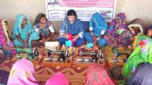 Women skill training