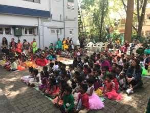 Children's group
