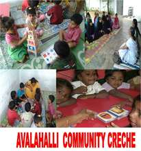 Avalahalli Ashraya Community Creche