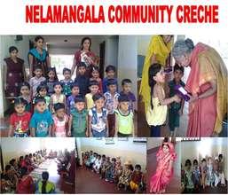 Nelamangala Ashraya Community Creche