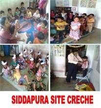 Siddapura - Ashraya Site creche