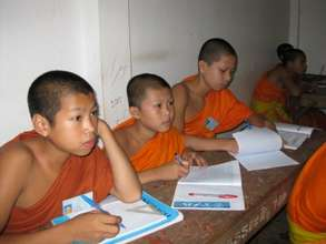 4 Sponsored monks
