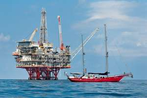 Research Vessel Odyssey in the Gulf