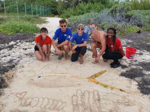 Sand castle challenge