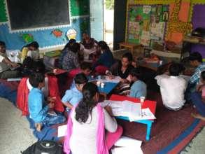 Baseline study in Delhi 4