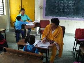 Baseline study in Delhi 3
