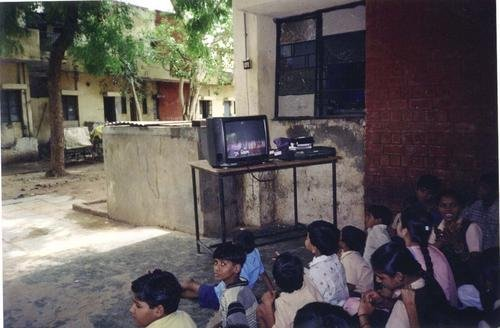 Literacy for a Billion in India!