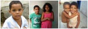 Twins, Rodrigo and Renata!