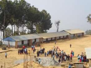 A school built by NYF