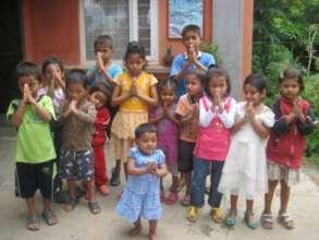 New Life Center Children