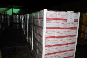 Plumpy'nut shipment