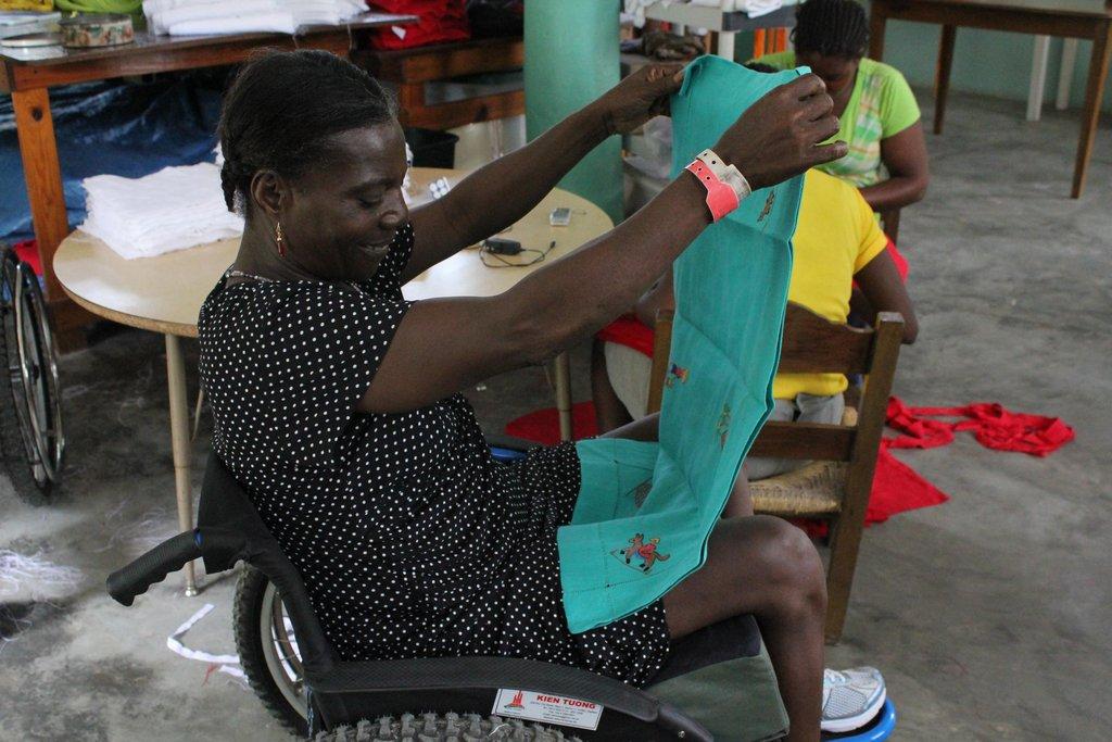 Employ 100 Rural Women: Create a sustainable Haiti