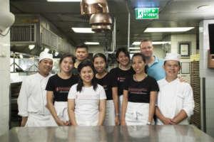 Cooking in Bangkok (by Aytac Turkay)