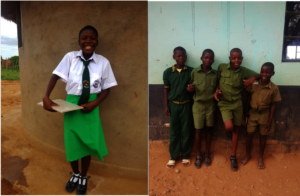 Students Who Receive Help From The Foundation