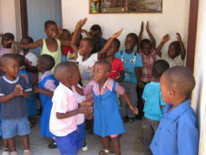 Kids at our Pre-school
